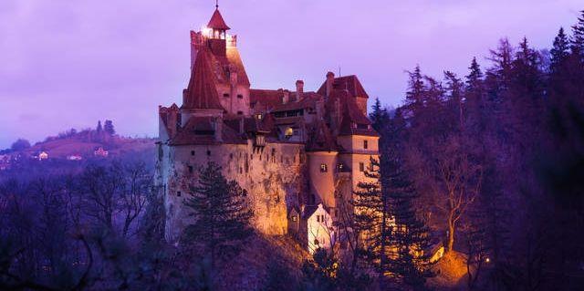 Bran castleweb